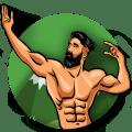 Home Workouts - bodywheight fitness exercises Icon