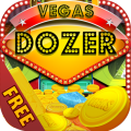 Coin Pusher Box Carnival Dozer Icon