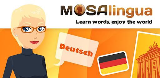 Learn German with MosaLingua apk