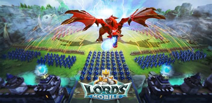 Lords Mobile: Kingdom Wars apk