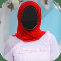 Hijab Selfie Photo Montage Icon