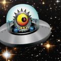 Alien Invasion: Space War Free Icon