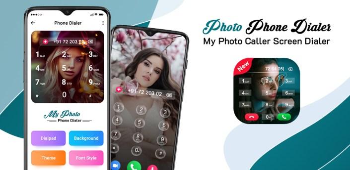 Photo Phone Dialer - Photo Caller ID, 3D Caller ID apk