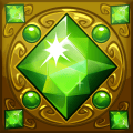Jewels Deluxe - new mystery & classic match 3 free Icon