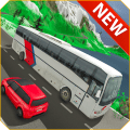 Offroad Bus Simulator Tourist Coach Driving Icon