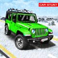 Extreme Jeep Stunts Mega Ramp Car Games 2nd - 2021 Icon