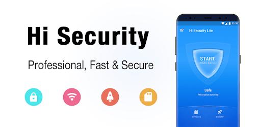 Hi Security -  Antivirus,  App lock & Booster apk