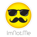 ImNot.Me Anonymous SMS texting Icon