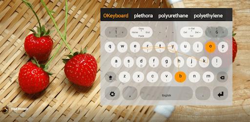 Mongolian Keyboard Plugin apk