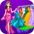 Royal Princess Party Dress up Games for Girls Icon