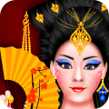 Chinese Doll - Fashion Salon Dress up & Makeover Icon