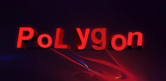 Next Launcher Theme Polygon 3D apk