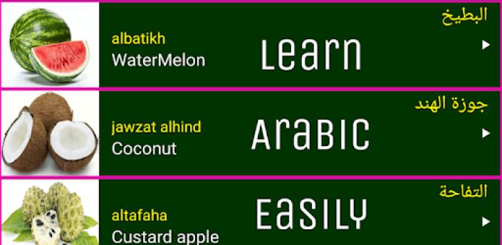 Learn Arabic From English apk