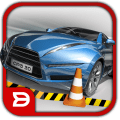 Car Parking Game 3D - Real City Driving School Icon