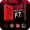 Theme Launcher for Oppo F7- Themes & Wallpaper HD Icon