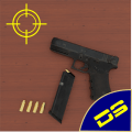 Target Shooter 3D Icon