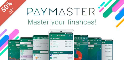 Paymaster: Budget Manager & Spend Tracker apk