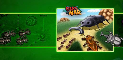 Bug War: Strategy Game apk