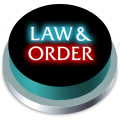 Law and Order Button Icon
