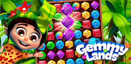 Gemmy Lands - Match 3 Games apk