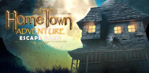 Escape game:home town adventure apk
