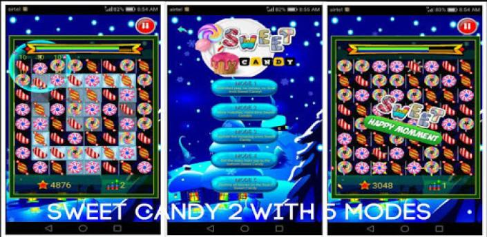 Sweet Candy 2 - Match 3 Games apk