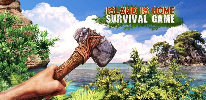 Island Is Home Survival Simulator Game apk