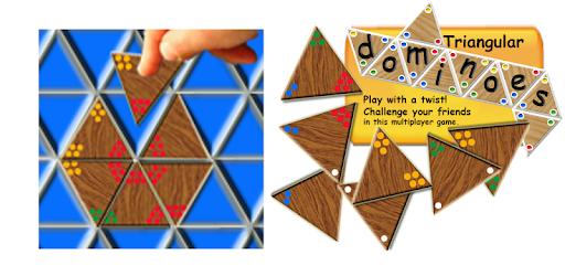 Triangular Dominoes apk