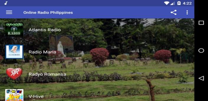 Online Radio Philippines apk