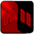 Wicked Red Icon Pack Free Icon