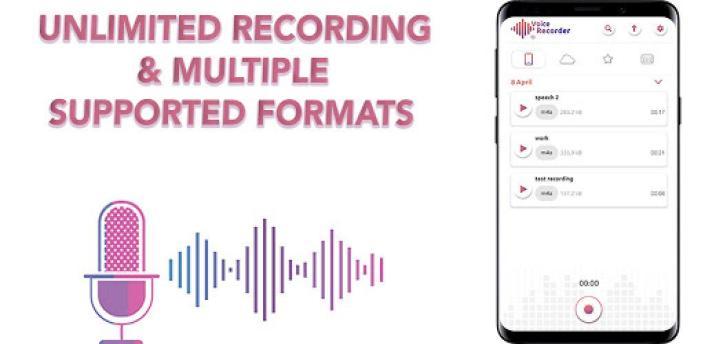 Voice Recorder App + Free Memo Recording apk