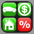 loan calculator ( EMI ) Icon
