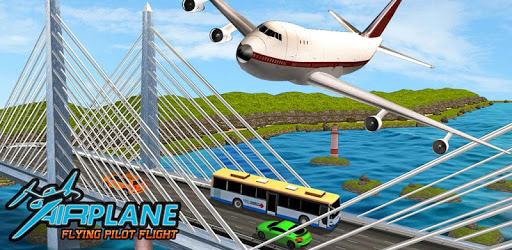 Flying Plane Flight Simulator 3D apk