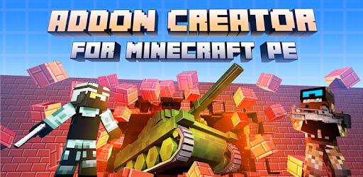 Addons Creator for Minecraft PE apk