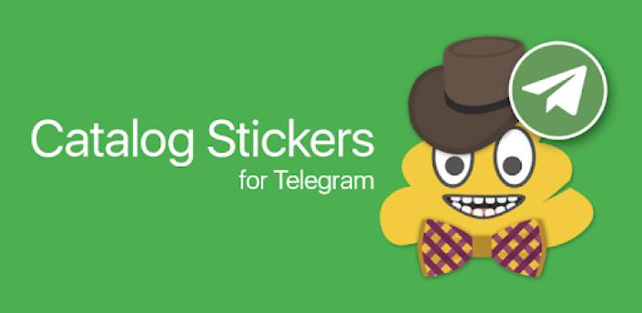 Catalog Stickers for Telegram apk
