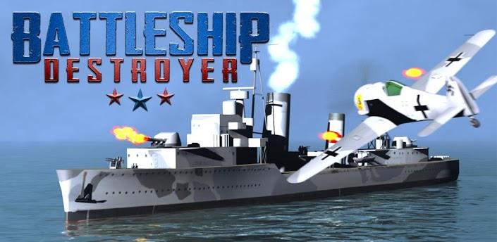 Battleship Destroyer apk