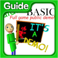 Guide Education And Learning Math In Horror School Icon
