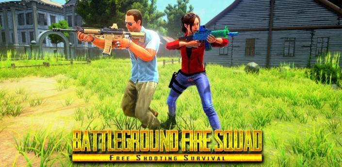 Battleground Fire Squad - Free Shooting Survival apk