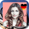 German Unity Day Photo Frames Icon