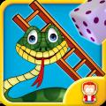 Snake & Ladder Board Icon