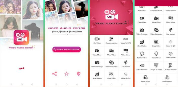 Free Video Audio Editor apk