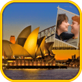 World Capital City Photo Frame Icon