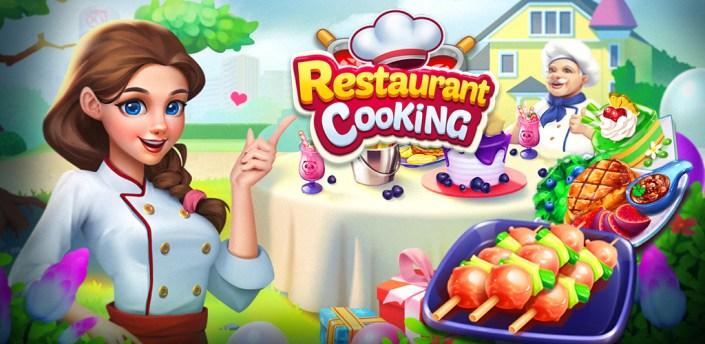 Restaurant Cooking: Crazy Chef&Home Design apk