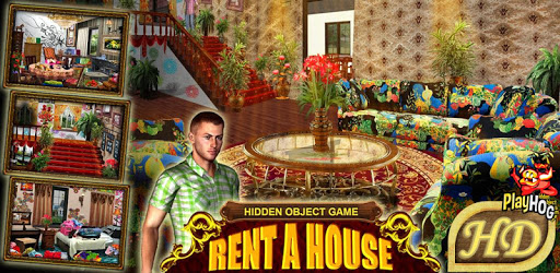 # 24 Hidden Objects Games Free New - Rent a House apk
