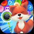 Bubble Fox Icon