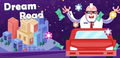 Dream Road - A Dice Board Game apk