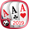 Rummy (free card game) Icon
