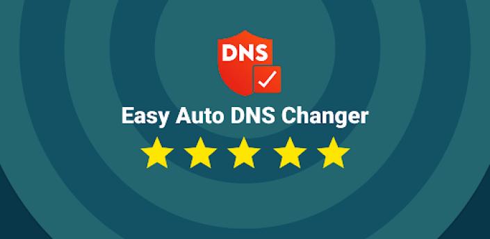 Easy Auto DNS Changer: ipv6 DNS Connection Manager apk