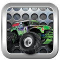 Hill Racing: Mad Monster Truck Icon