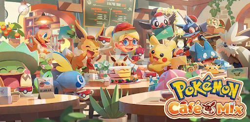 Pokémon Café Mix apk